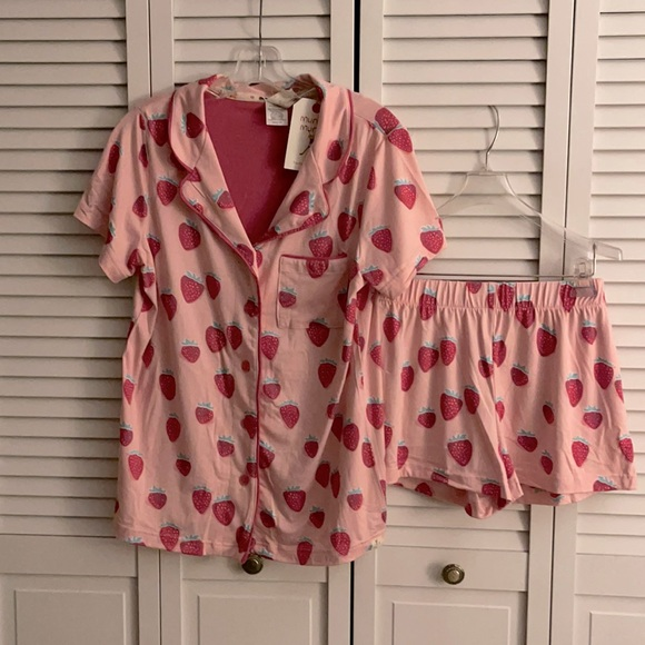 S NEW 2 Munki Munki Panties Underwear Giraffes /& Flowers Sz
